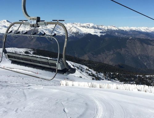 Dia de Ski per el Pallars